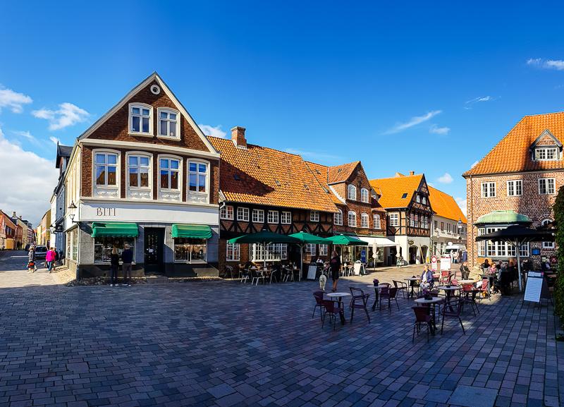 Mesto Ribe v Dansku