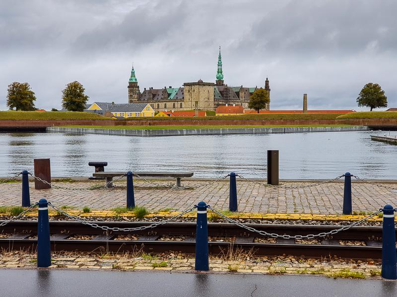 Hrad Kronborg v Helsinkore