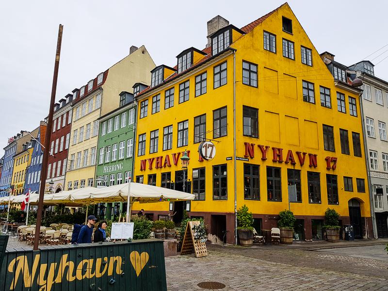 Kodan Copenhagen Nyhavn