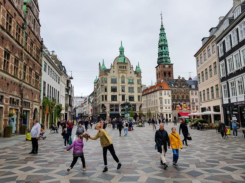 Kodan Copenhagen centrum