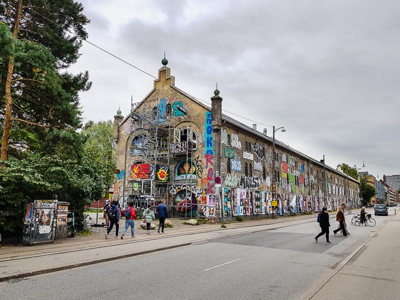 Kodan Copenhagen Christiana