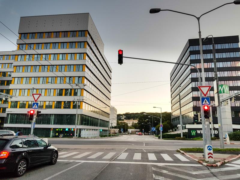 Patronka v Bratislave