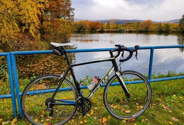 Malokarpatská edícia – cyklookruh z Bieleho Kríža do Limbachu a Svätého Jura