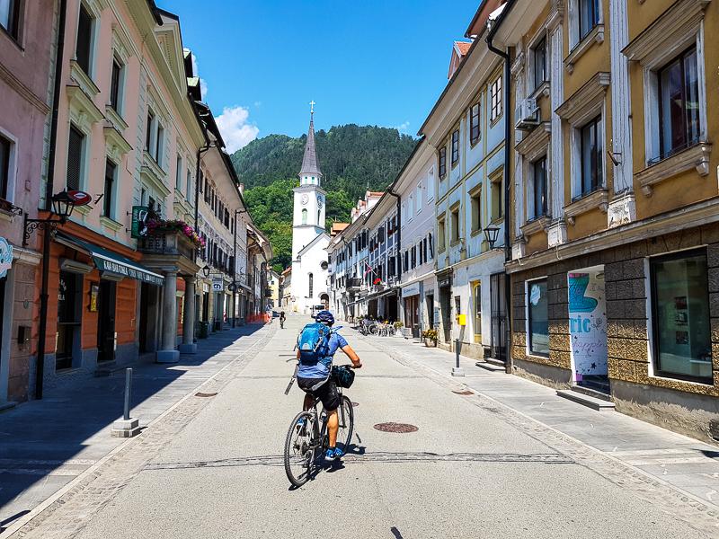 Trzic v Slovinsku