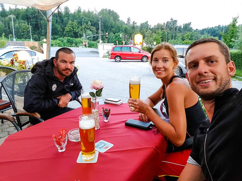 zaverecne pivo cyklovyletu okolo Istrie