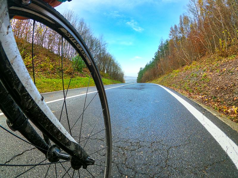 Plaste cestneho bicykla