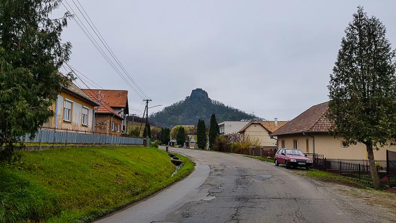dedina na juhu Slovenska