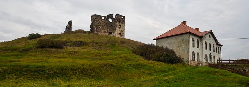 Hrad Kamenec