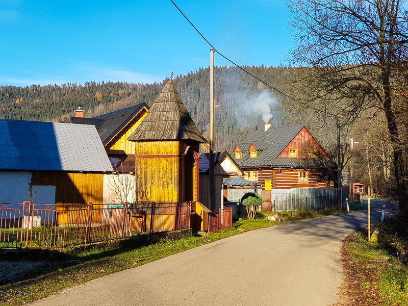 dedina Osturna