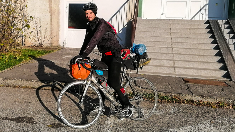 Cyklocestovatel