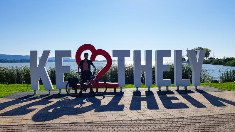 mesto Keszthely pri Balatone