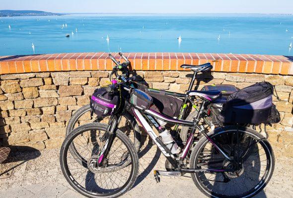 Cyklovýprava okolo jazera Balaton