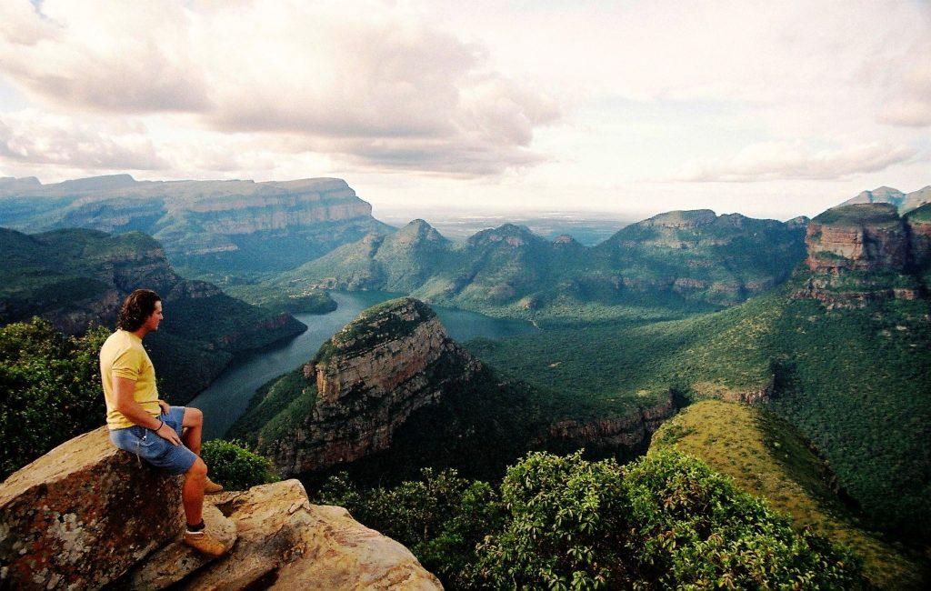 Jozef Terem, Blyde river canyon , Juzna Afrika