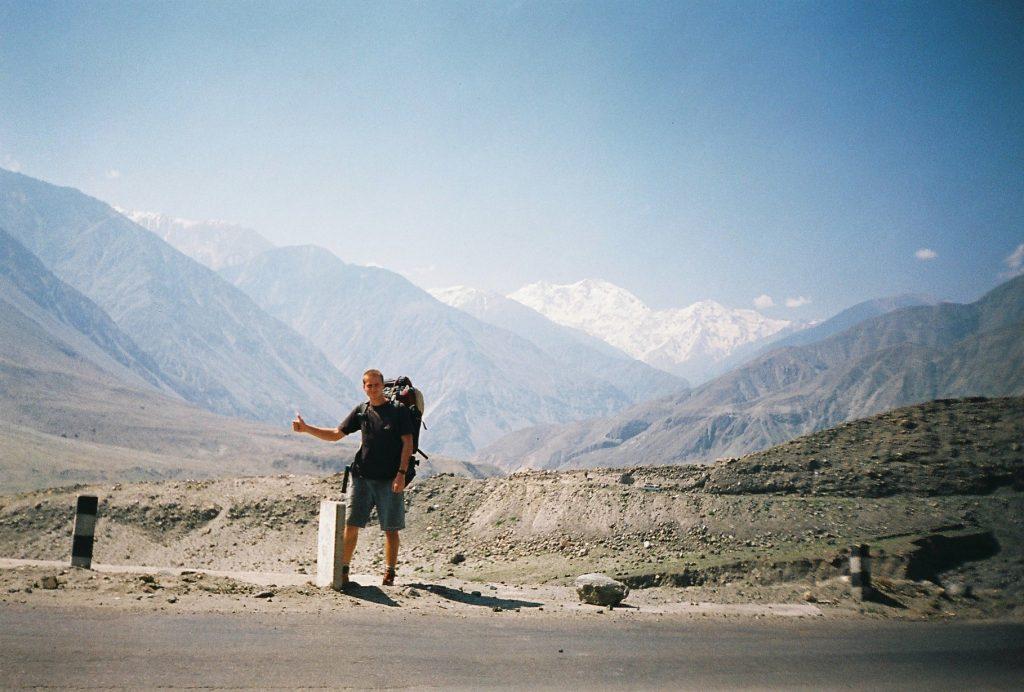 Jozef Terem, Karakoram Highway v Pakistane