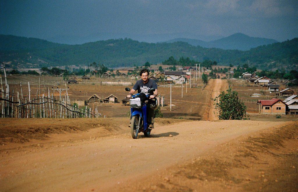 Jozef Terem, trip po Laos a Mjanmarsko