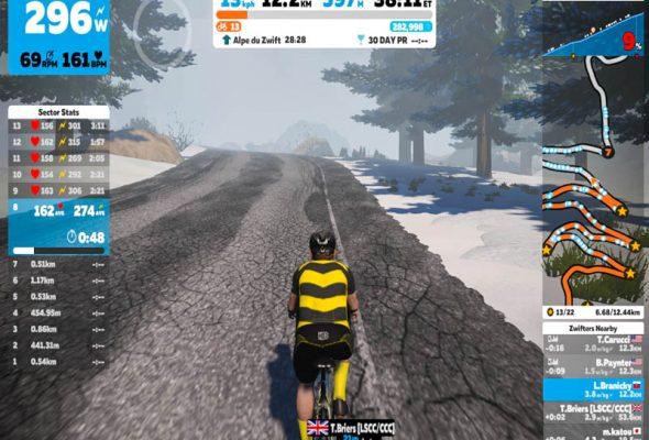 Ako nerobiť cyklistický Everesting (virtuálny)