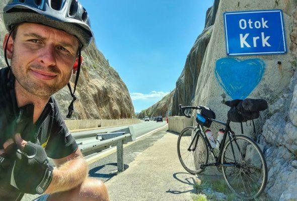 Aké to je dať 500 kilometrov na bicykli naraz?