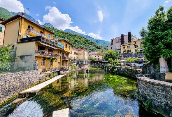 Bicyklom cez Dolomity k Lago di Garda a Lago di Como
