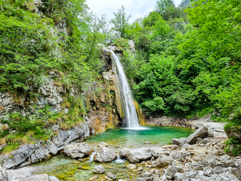 Vodopad Palvico