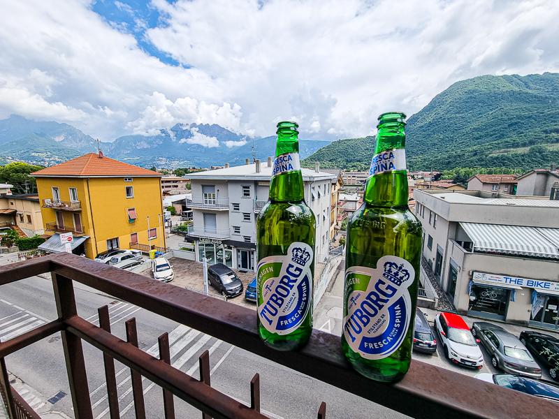 mesto Lecco pri Lago di Como