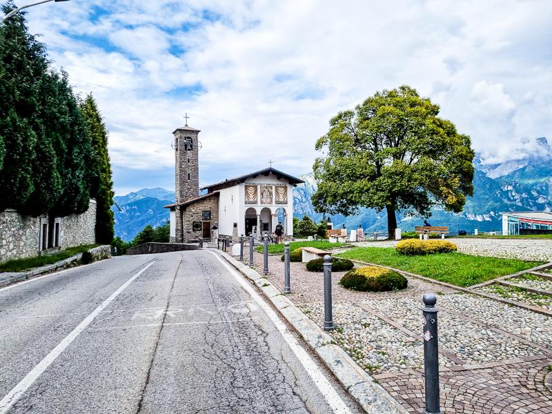 kaplnka Madonna del Ghisallo