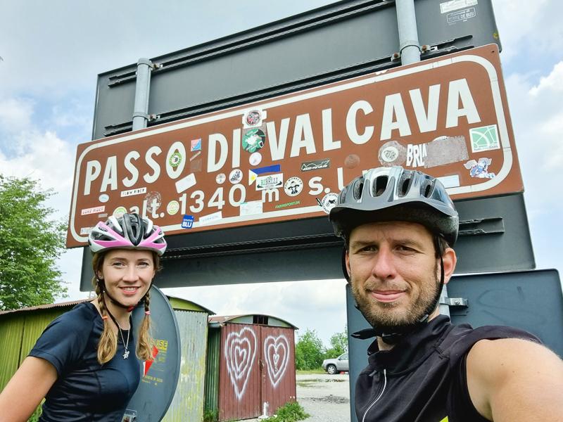 Passo Valcava